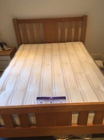 Bensons for Beds king wooden bed frane