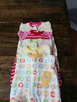 Pyjamas 0-3 mois fille
