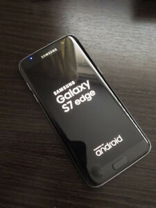 Samsung Galaxy S7 Edge - Unlocked/Mint - incl. case & orig pkg