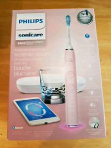 Philips Sonicare 9500 DiamondClean Smart Rechargeable toothbrush