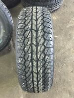 35x12.50R18LT NEW ALL TERRIAN Tires