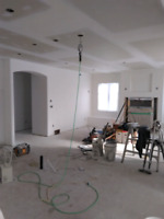 Dean Drywall, Taping & Painting