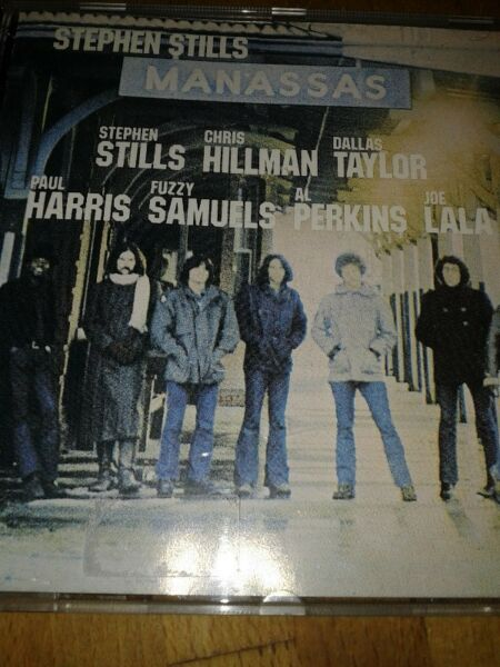 STEPHEN STILLS  - MANASSAS , cd,72