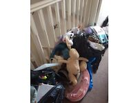 Clear out -bundle - would suit car boot loads of free stuff