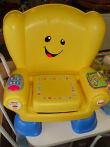 FP baby musical chair Laugh and Learn