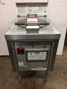 Winston Electric Pressure Fryer