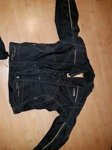 Manteau de moto Ixon femme