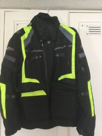 Motor bike jacket for sale