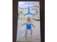 Lindam baby bouncer