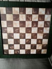 Preloved chessboard