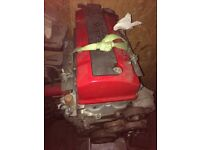 Honda S2000 engine and parts