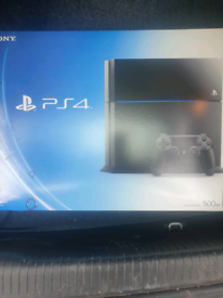 Ps4 boxed mint condition