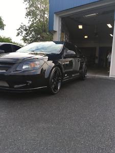 Chevrolet cobalt SS TURBO 2010