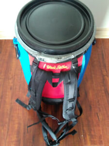 For Sale 60 Litre Food Barrel with Harness