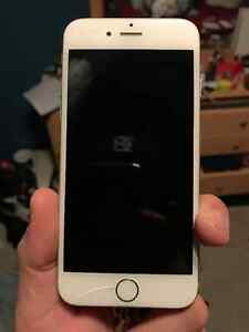 iPhone 6 16GB Silver in Good Condition !Locked to Telus $375 OBO Windsor Region Ontario image 1