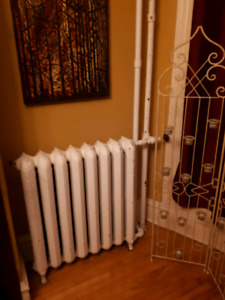 Cast Iron Radiator x 11