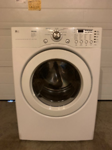 """LG """"gas"""" dryer (perfect working condition)"""