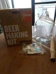 BEER MAKING KIT (never been used)