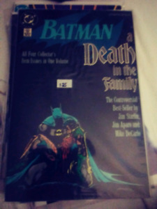 Batman a death in the family 1992