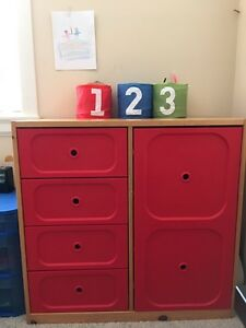 IKEA Drawer Unit For Kids