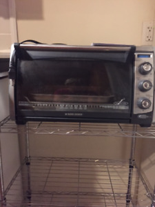 Black and Decker Convection Countertop Oven for Sale