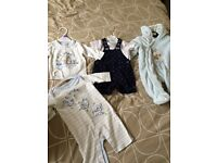Baby boy bundle 0-3