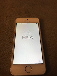 iPhone 5s 16gb - Perfect Condition