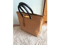 River Island leather bag