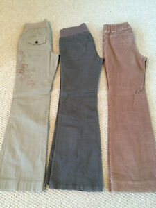 Maternity Bottoms in sizes Small - Medium (Excellent Condition)