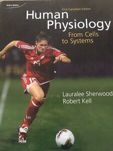 Human Physiology: from cells to systems Oakville / Halton Region Toronto (GTA) image 1
