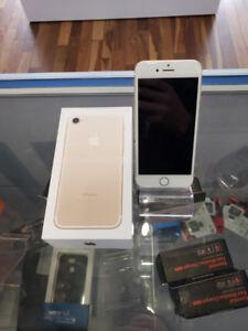 iPhone 7 32gb * gold * unlock * multimobile *