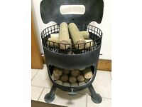 Wood burner top quality can be used inside or out high grade oven paint
