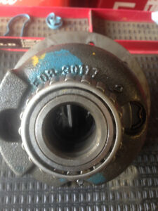 1966 Corvette 3 Series Carrier and 37 Tooth Ring Gear