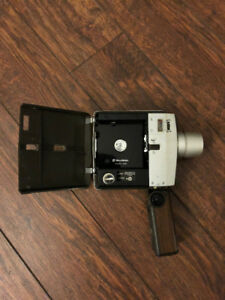 B&H Super 8mm camera