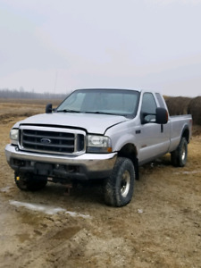 2004 ford 6.0L superduty parts truck