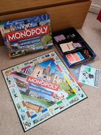 Newport Monopoly
