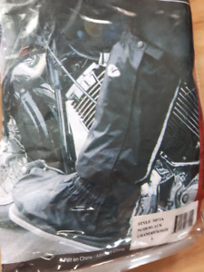 Motorcycle Boots Cover