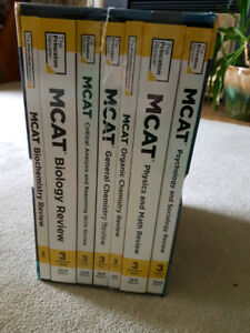 MCAT Complete Subject Review (Princeton)