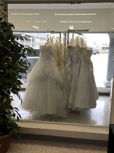 Over 50 new Wedding Dresses $199.00 or less
