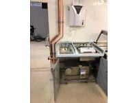 Commercial plumbing & heating