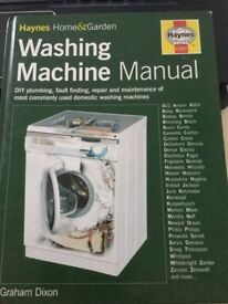 Haynes washing machine workshop manual free post del. ariston smeg hoover zanussi bosch electrolux