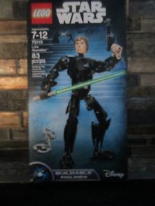 LEGO figurines STAR WARS- Luke Skywalker