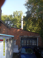 30' BODY SHOP EXHAUST CHIMNEY