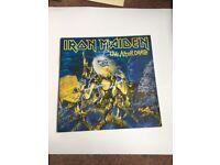 Iron Maiden Vinyl LP