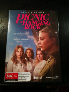 DVD - Picnic at Hanging Rock Northcote Darebin Area Preview