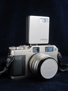 Contax g1 green label kit
