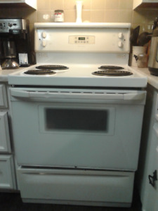 Used stove