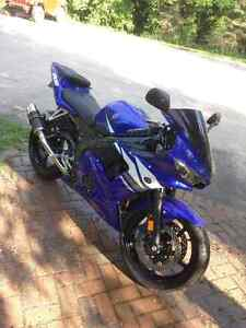 Yamaha r6 -third owner-