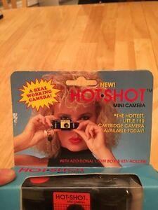 80s hotshot mini  camera retro Edmonton Edmonton Area image 2
