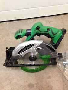 HITACHI PORTABLE SAW